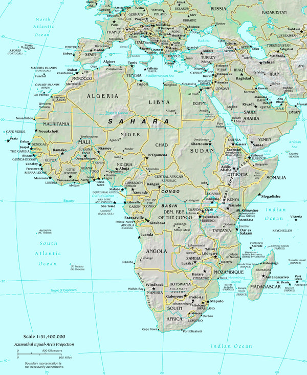 Map of africa map africa atlas map of africa gumiabroncs Images