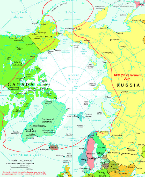 Map of artic circle map arctic circle atlas map of arctic circle gumiabroncs Image collections